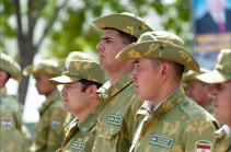 Таджикские пограничники открыли огонь по афганским наркоторговцам