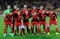 Արտերկրում հանդես եկող 13 ֆուտբոլիստներ հրավիրվել են Հայաստանի ազգային հավաքական