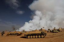 Իրաքի զորքերը Մոսուլում գործողությունների մեկնարկից ի վեր ոչնչացրել են ավելի քան 770 զինյալ