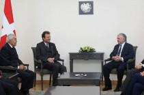 Նալբանդյանը Մալթայի Ինքնիշխան Մարտական Ուխտի կանցլերին է ներկայացրել ապրիլին Արցախի դեմ Ադրբեջանի ագրեսիայի հետևանքները
