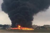 В разбившемся на Мальте самолете не было европейских чиновников