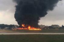 Մալթայում կործանված ինքնաթիռում եղել են Ֆրանսիայի ՆԳՆ-ի աշխատակիցներ
