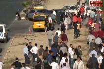 Անթալիայում որոտացած պայթյունի հետևանքով տուժել է 10 մարդ