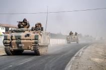 Թուրքիան պատրաստ է ցամաքային գործողություններ սկսել Իրաքում