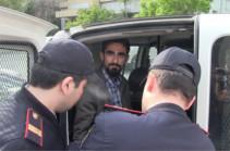 Հեյդար Ալիևի արձանի վրա գրաֆֆիտի ներկած 22-ամյա ակտիվիստը դատապարտվեց 10 տարվա ազատազրկման