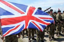 Էստոնիայում կտեղակայվի 800 բրիտանացի զինծառայող
