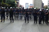 Վենեսուելայում ընդդիմության բողոքի ակցիայի ժամանակ ոստիկան է սպանվել