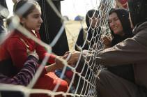 Ավելի քան 10 հազար փախստական կարողացել է հեռանալ Մոսուլից