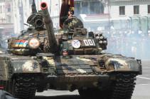Հայաստանը մոդեռնիզացնում է ԶՈւ զինանոցում եղած Տ-72 տանկերը