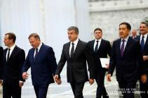 Եվրասիական միջկառավարական խորհրդի նիստի ժամանակ քննարկումները բուռն էին. Վարչապետ