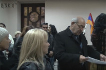 «Սասնա ծռեր» խմբի անդամների աջակիցները նամակ-պահանջ հանձնեցին ՄԻՊ-ին (Տեսանյութ)