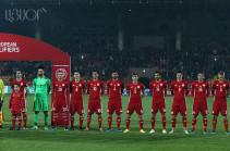 Сборная Армении по футболу проведет товарищескую игру в Турции