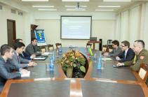 Ստորագրվել է Հայաստանի և Լիտվայի ռազմական համագործակցության ռազմական ծրագիրը