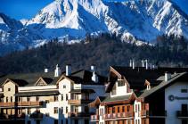 Սոչիի լեռնային շրջաններում հայտարարվել է փոթորկի նախազգուշացման մասին
