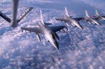 Դանիայի իշխանությունները հետ են կանչում ԻՊ դեմ գործողություններին մասնակցող ինքնաթիռները