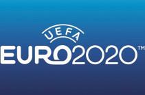 УЕФА определил критерии деления на пары городов-хозяев Euro-2020