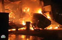 В Болгарии четыре человека погибли при сходе с рельсов товарного поезда