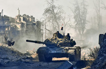 Минобороны РФ: Сирийское правительство контролирует 93% Алеппо