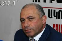 «Айкакан жаманак»: Экс-начальник Полиции Армении Алик Саркисян хочет занять кресло главы МЧС РА