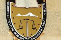 Палата адвокатов Армении: Уголовное преследование против Лапшина не имеет правомерную цель борьбы с преступностью, а носит скрытый политический умысел