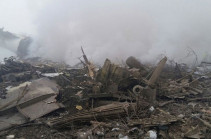 В результате крушения Boeing под Бишкеком могли погибнуть более 30 человек