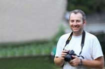 Российские дипломаты посетили задержанного в Минске по запросу Азербайджана блогера Лапшина
