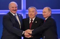 ՌԴ-ը, Բելառուսը և Ղազախստանը ծրագրում են արժույթի վերահսկողության համաձայնագիր ստորագրել