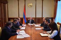 Եկել է ժամանակը, որպեսզի Հայաստանի զարգացման գործում մենք շատ ավելի ակտիվորեն ներգրավենք միջազգային ընկերություններին. Սերժ Սարգսյան