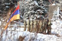 Ранен военнослужащий Армии обороны НКР