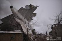 Найдено тело четвертого члена экипажа Boeing, разбившегося под Бишкеком
