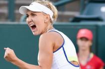 Վեսնինան դուրս է եկել Australian Open-ի երկրորդ շրջան