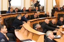 Արցախի ԱԺ-ն համաձայնություն է տվել Սահմանադրության նախագիծը հանրաքվեի դնելուն