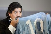 Марадона возвращается в «Наполи»