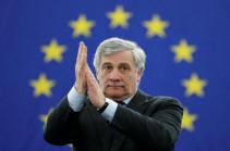 Антонио Таяни избран председателем Европарламента