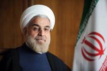 Ռոհանի. Իրանական գազի և նավթի նկատմամբ սահմանված պատժամիջոցները վերացվել են