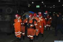В Китае при обвале в шахте погибли девять горняков