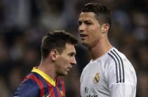 Месси: у нас с Роналду есть взаимное уважение