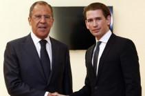 Главы МИД России и Австрии на встрече в Москве обсудят нагорно-карабахское урегулирование
