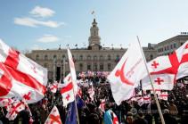 Опрос. Правящую партию в Грузии поддерживают 40% населения