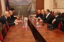 Վահան Մարտիրոսյանը կարևորել է ՎԶԵԲ-ի հետ համագործակցությունը