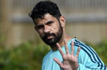 Диего Коста возобновил тренировки с «Челси»