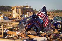 На юге США 18 человек стали жертвами торнадо