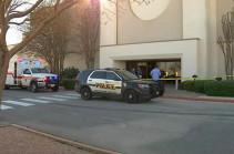 В Техасе неизвестный открыл огонь в торговом центре