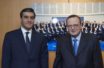 ՄԻՊ Արման Թաթոյանն ու Եվրոպական դատարանի նախագահը հանդիպել են Ստրասբուրգում