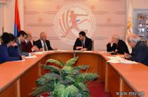 Սպորտի նախարարը հանձնարարել է 2017-ի ՀՀ առաջնություններն, ըստ հնարավորության, անցկացնել Լեռնային Ղարաբաղում