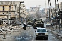 Սիրիայում ավտոմեքենայի պայթյունի հետևանքով չորս ռուս զինծառայող է զոհվել