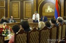 Նկատվում է Ռուսաստանից կորպորատիվ տուրիզմի լուրջ աճ. Քննարկում կառավարությունում (Լուսանկարներ)
