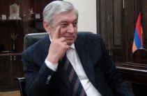 Ֆելիքս Ցոլակյանը Շիրակի մարզում խորհրդարանական ընտրություններին միայն ՀՀԿ-ից 12 մրցակից ունի