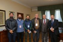 Ուրուգվայի նախկին սենատոր. Արցախում առկա են բոլոր պայմանները միջազգային ճանաչման համար