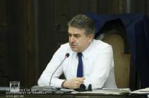 Премьер Армении в Тбилиси проведет переговоры с президентом Грузии